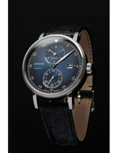 Junkers 6512-3 Expedition South America Regulateur watch Junkers - 1