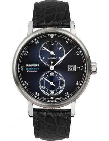 Junkers 6512-3 Expedition South America Regulateur watch Junkers - 2