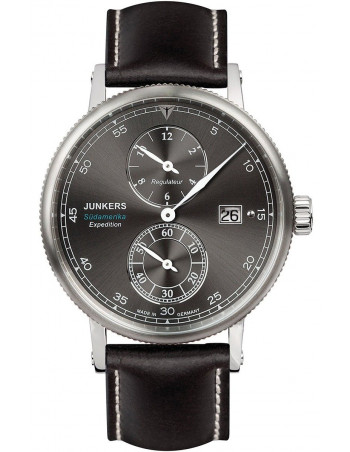 Junkers 6512-2 Expedition South America Regulateur watch Junkers - 1