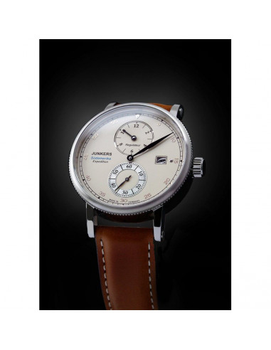 Junkers 6512-1 Expedition South America Regulateur watch Junkers - 1