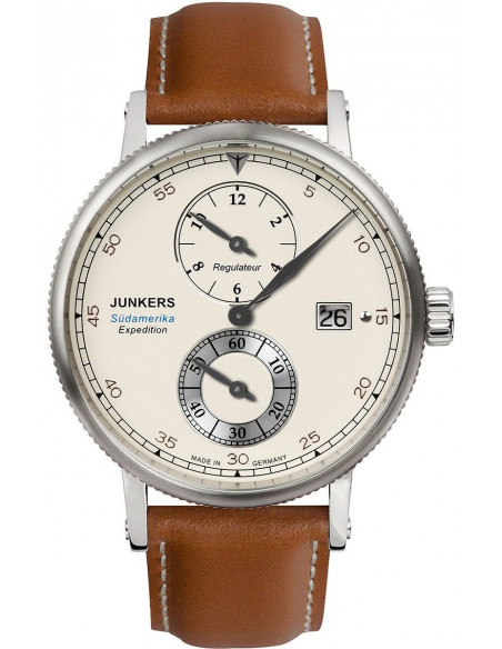 Junkers 6512-1 Expedition South America Regulateur watch Junkers - 2