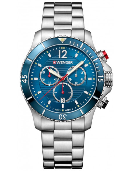 Wenger Seaforce 01.0643.111 chrono watch Wenger - 1