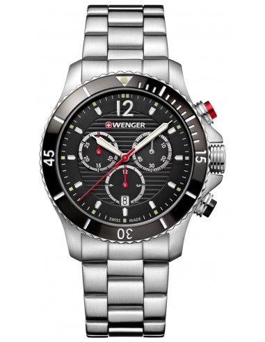 Wenger Seaforce 01.0643.109 chrono watch Wenger - 1