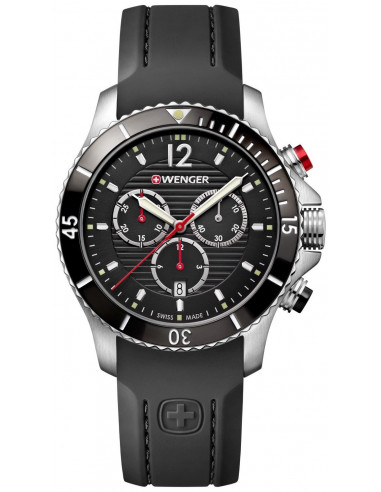 Hodinky Wenger Seaforce 01.0643.108 chrono 324.498958 - 1
