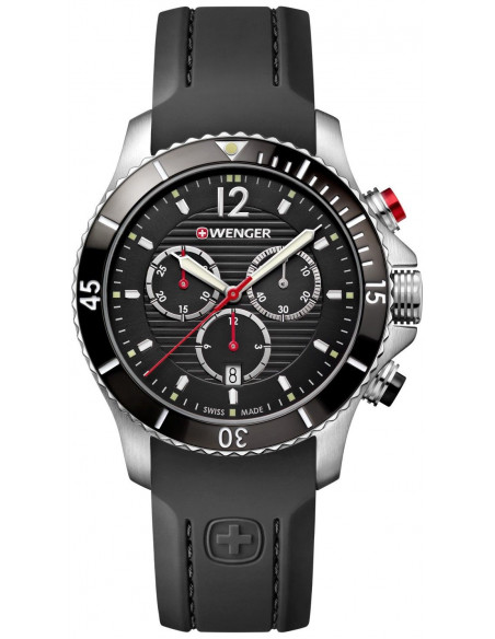 Wenger Seaforce 01.0643.108 chrono watch Wenger - 1