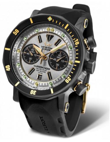 Vostok-Europe Lunokhod-2 6S21-620E277 watch 677.949215 - 1