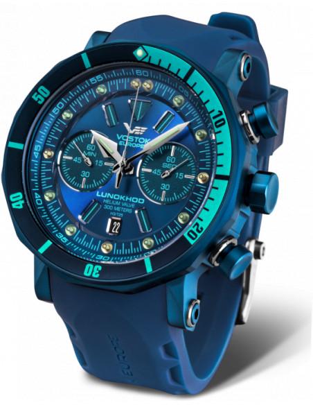 Vostok-Europe Lunokhod-2 6S21-620E278 watch