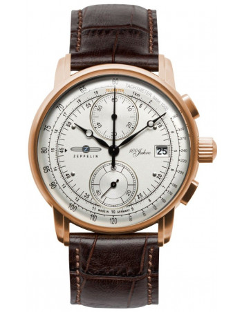 Zeppelin 100 years Zeppelin 8672-1 watch