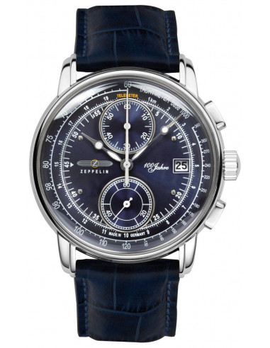 Zeppelin 100 years Zeppelin 8670-3 watch 250.712888 - 1
