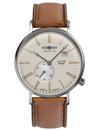 Zeppelin 7134-5 LZ120 Rome watch