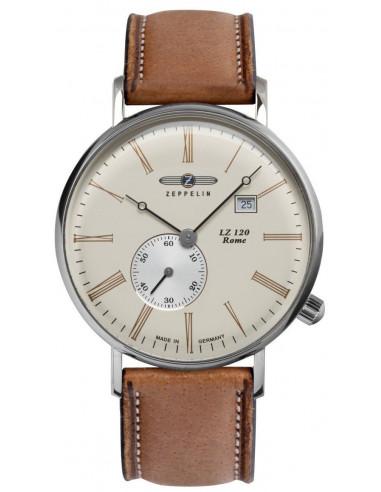 Zegarek Zeppelin 7134-5 LZ120 Rome 241.157641 - 1