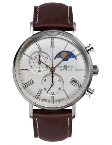 Zegarek Zeppelin 7194-5 LZ120 Rome 338.004226 - 1