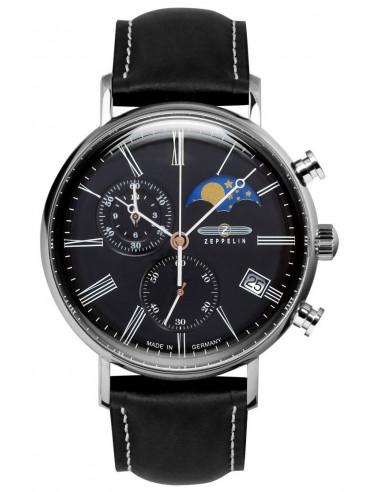 Zegarek Zeppelin 7194-2 LZ120 Rome 338.004226 - 1