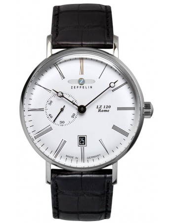Zeppelin 7104-1 LZ120 Rome watch