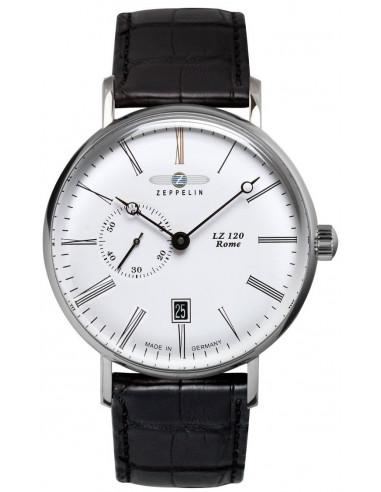 Zeppelin 7104-1 LZ120 Rome watch