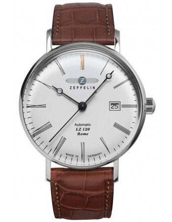 Zeppelin 7154-1 LZ120 Rome watch