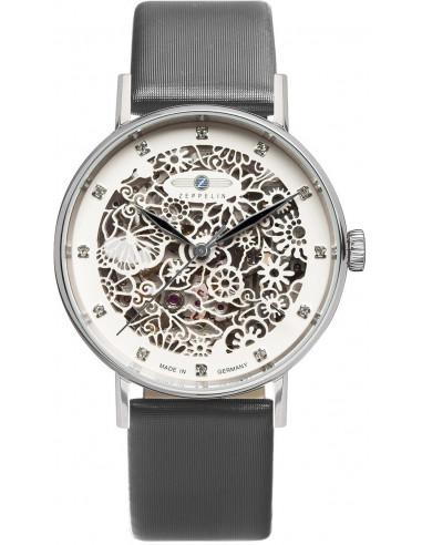 Zeppelin 7461-1 Szkieletowy zegarek Księżniczki Nieba 338.004226 - 1