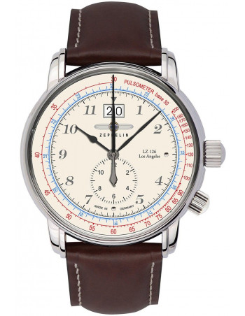 Zeppelin 8644-5 LZ126 Los Angeles watch