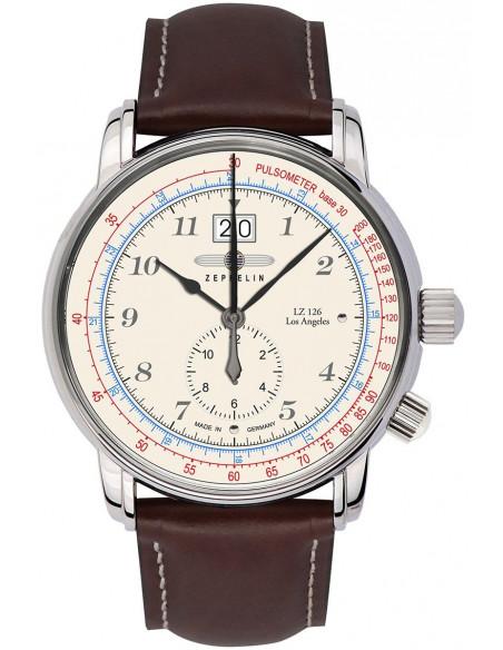 Zeppelin 8644-5 LZ126 Los Angeles watch