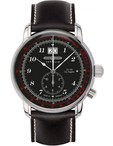 Zeppelin 8644-2 LZ126 Los Angeles watch