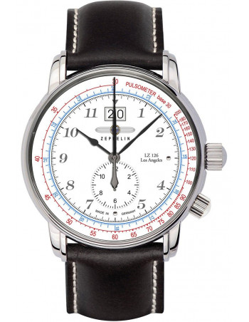 Zeppelin 8644-1 LZ126 Los Angeles watch