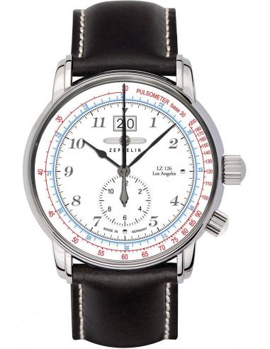 Zegarek Zeppelin 8644-1 LZ126 Los Angeles 241.157641 - 2