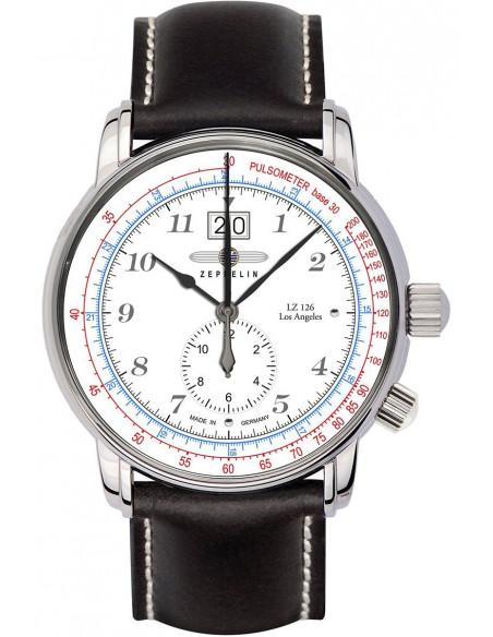 Zeppelin 8644-1 LZ126 Los Angeles watch