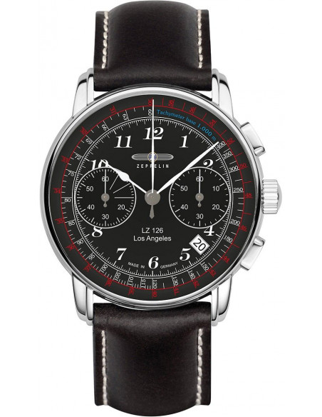 Zeppelin 7614-2 LZ126 Los Angeles watch