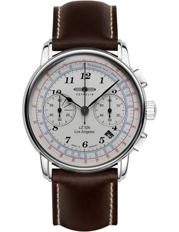 Zeppelin 7614-1 LZ126 Los Angeles watch