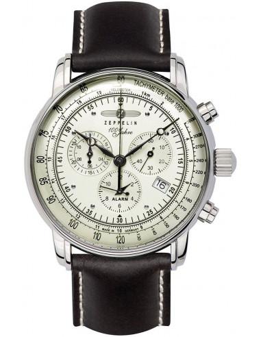 Zeppelin 8680-3 100 years watch 283.61209 - 1