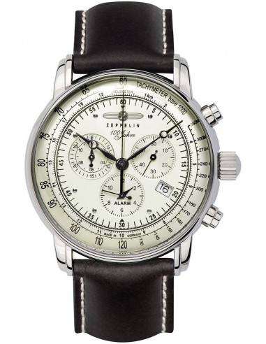Zeppelin 8680-3 100 lat zegarka 283.61209 - 1
