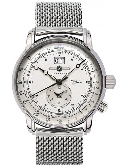 Zeppelin 7640M-1 100 years watch