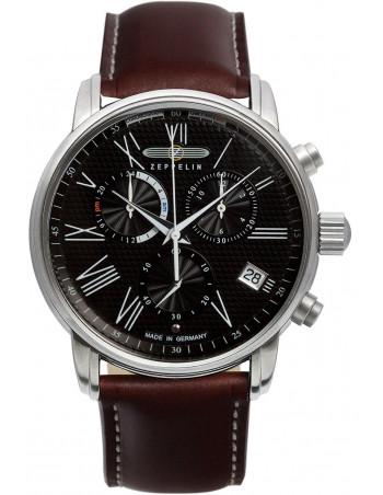 Zeppelin 7694-2 LZ127 Transatlantic watch