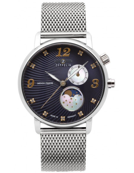 Zeppelin 7637M-3 Zeppelin Luna watch