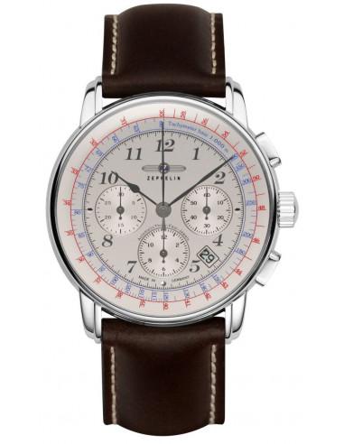 Zeppelin 7624-4 LZ126 Los Angeles watch