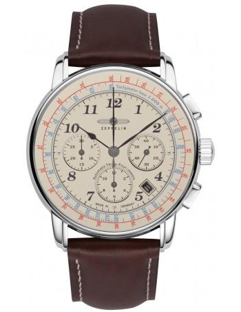 Zeppelin 7624-5 LZ126 Los Angeles watch