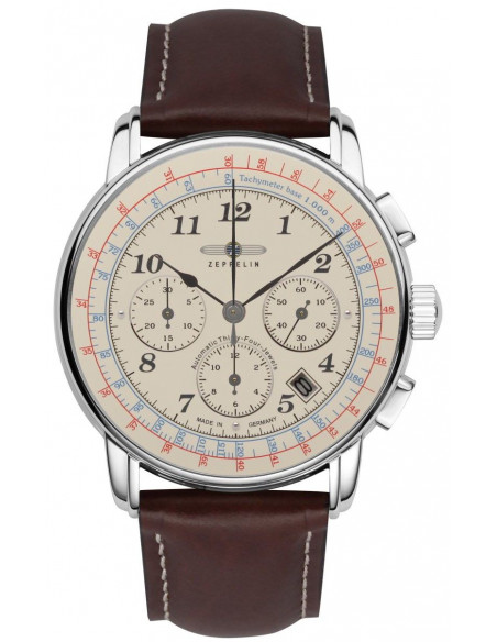 Zeppelin 7624-5 LZ126 Los Angeles watch