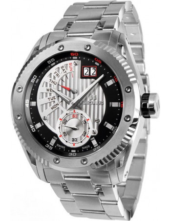 Men's SECULUS 9535.2.704P M SS W-B Calender Watch
