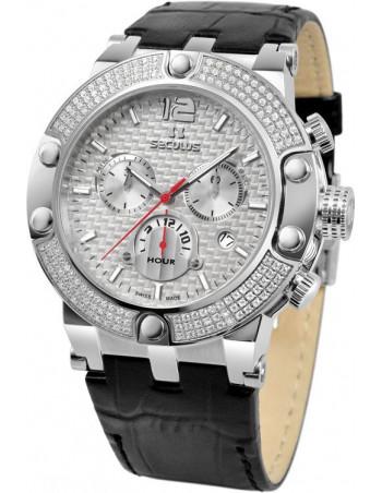 Men's SECULUS 4490.2.503D Luxury Chronograph Watch