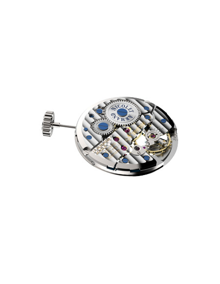Armand Nicolet A132AAA-AG-P713MR2 L16 Collection Mechanical watch Armand Nicolet - 2