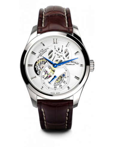 Armand Nicolet A132AAA-AG-P713MR2 L16 Collection Mechanical watch 5641.289583 - 1