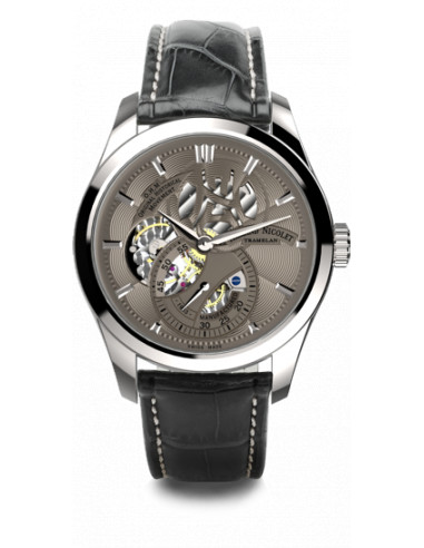 Armand Nicolet A132AAA-GR-P713GR2 L16 Collection Mechanical watch Armand Nicolet - 1