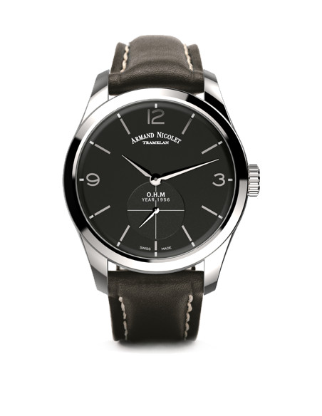 Armand Nicolet A134AAA-NR-P140NR2 LB6 Collection Mechanical watch Armand Nicolet - 1