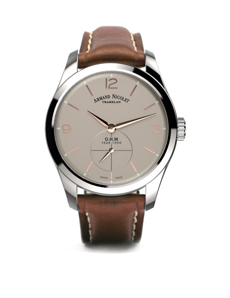 Armand Nicolet A134AAA-GS-P140MR2 LB6 Collection Mechanical watch Armand Nicolet - 1