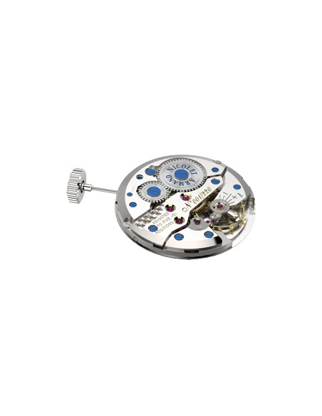 Armand Nicolet A134AAA-BU-P140BU2 LB6 Collection Mechanical watch Armand Nicolet - 2