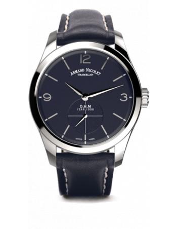 Armand Nicolet A134AAA-BU-P140BU2 LB6 Collection Mechanical watch Armand Nicolet - 1