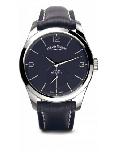 Armand Nicolet A134AAA-BU-P140BU2 LB6 Collection Mechanical watch 4243.447917 - 1