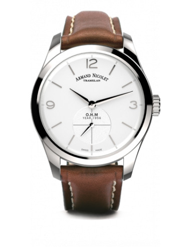 Armand Nicolet A134AAA-AG-P140MR2 LB6 Collection Mechanical watch Armand Nicolet - 1