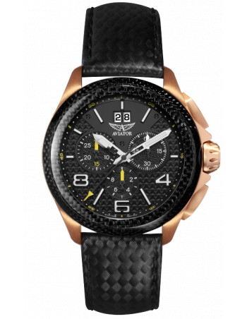 AVIATOR SWISS MIG-35 M.2.19.6.144.4 watch