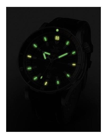 Men's Vostok Europe 6S30-5105201 Anchar Chronograph diver watch